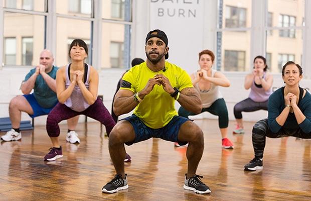 Cardio fitness exercises