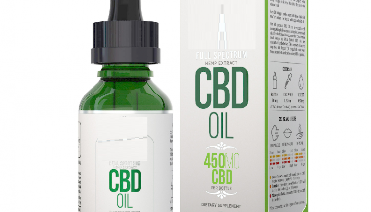 Options for CBD and Hemp Oil Packaging 1