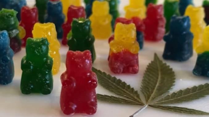 THC gummies 1